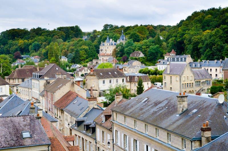 Ciudad en Francia imágenes de archivo libres de regalías