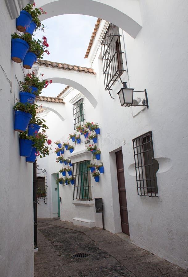 Ciudad española (Poble Espanyol) - museo arquitectónico debajo del cielo abierto fotografía de archivo libre de regalías