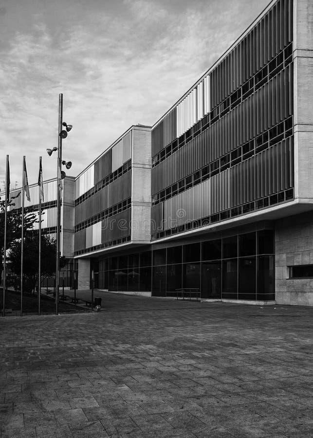 Ciudad Hall Building foto de archivo libre de regalías