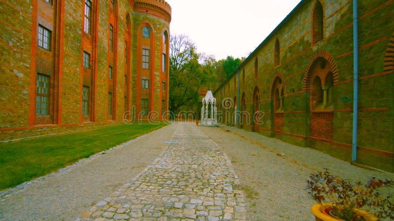 Ciudad hist?rica de Krak?w en el coraz?n de Polonia fotografía de archivo