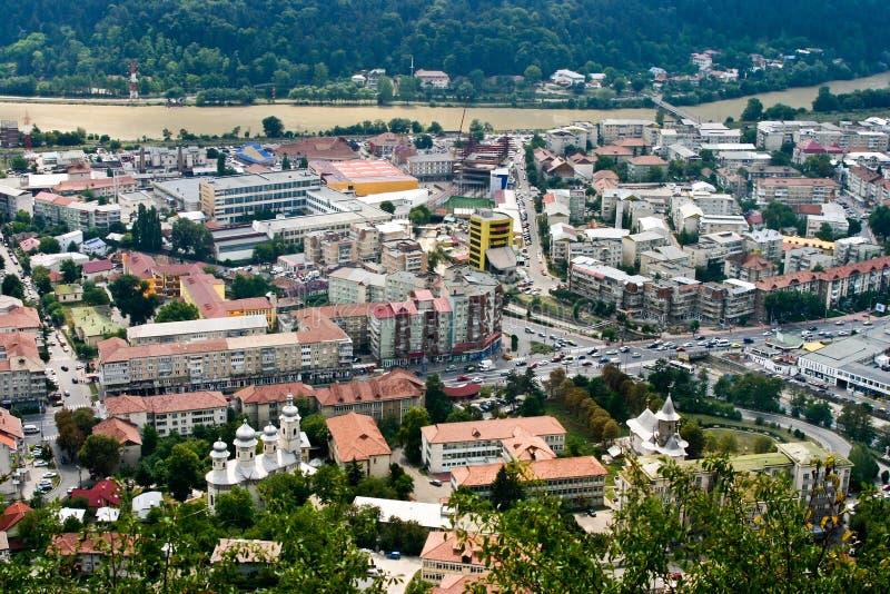 Ciudad III de Piatra Neamt imágenes de archivo libres de regalías