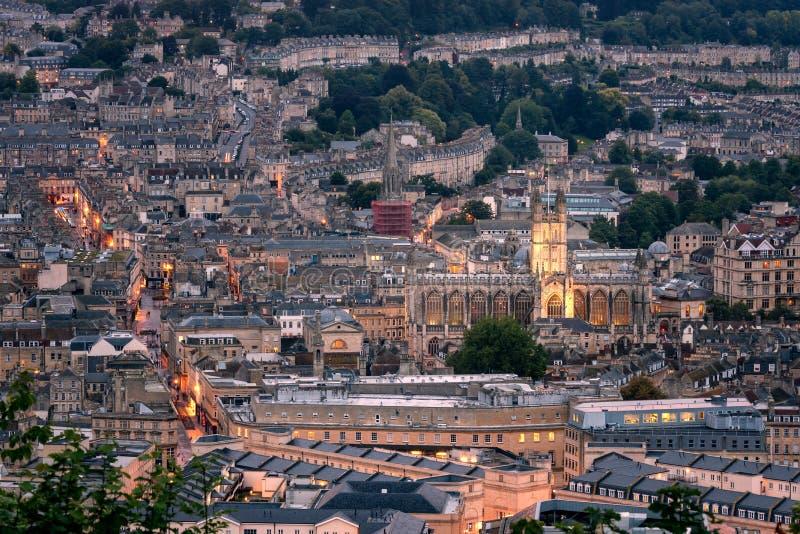 Ciudad Inglaterra Reino Unido Europa del baño fotos de archivo libres de regalías
