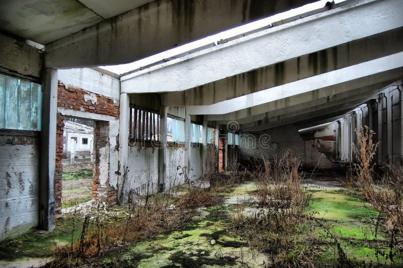 Ciudad perdida foto de archivo libre de regalías
