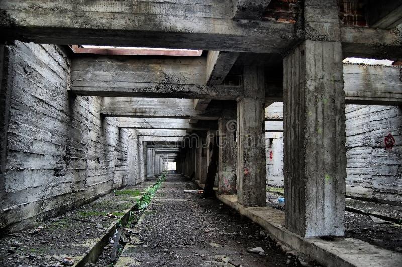 Ciudad perdida. imagen de archivo libre de regalías