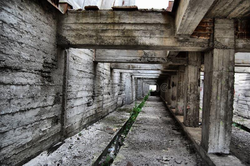 Ciudad perdida fotografía de archivo libre de regalías