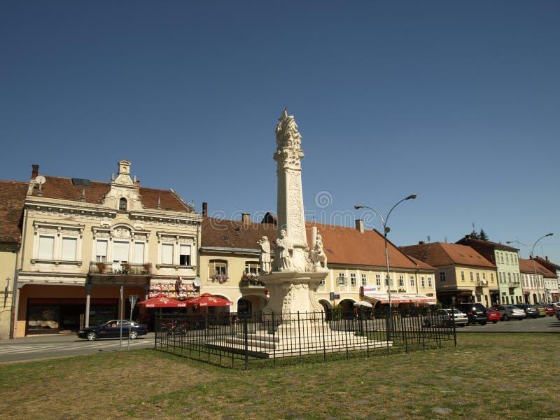 Ciudad Pozega imagen de archivo libre de regalías