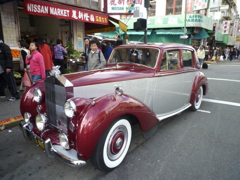 Ciudad San Francisco de China fotos de archivo