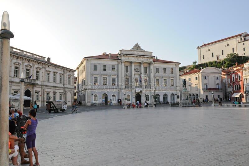 Ciudad turística imagen de archivo libre de regalías
