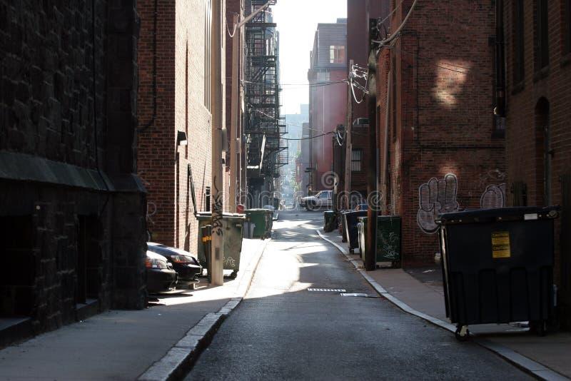 Ciudad urbana fotografía de archivo libre de regalías