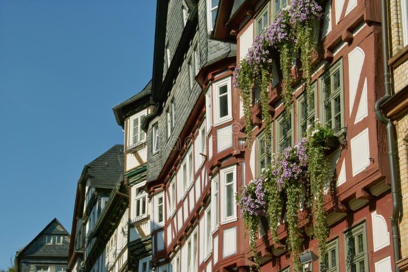 Ciudad vieja Alemania imagen de archivo libre de regalías