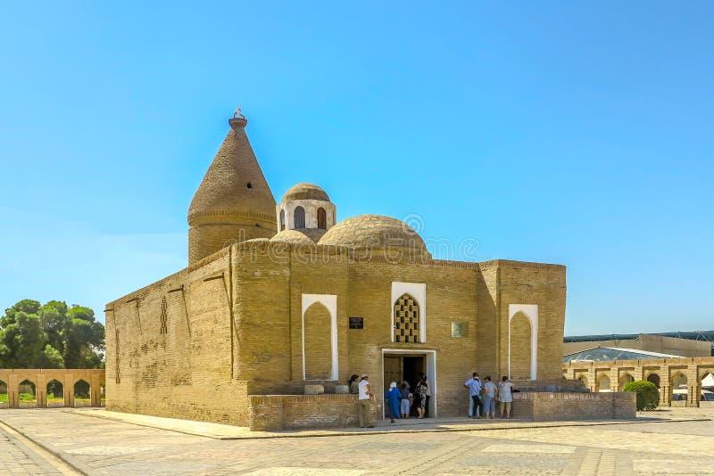 Ciudad vieja 37 de Bukhara imágenes de archivo libres de regalías