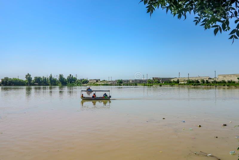Ciudad vieja 42 de Bukhara fotos de archivo