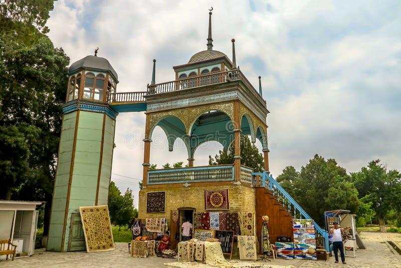 Ciudad vieja 87 de Bukhara imagenes de archivo