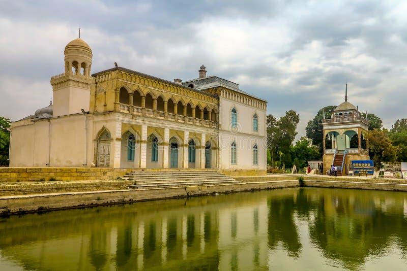 Ciudad vieja 88 de Bukhara foto de archivo libre de regalías