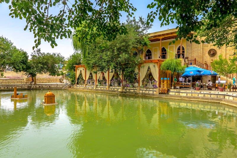 Ciudad vieja 94 de Bukhara imágenes de archivo libres de regalías