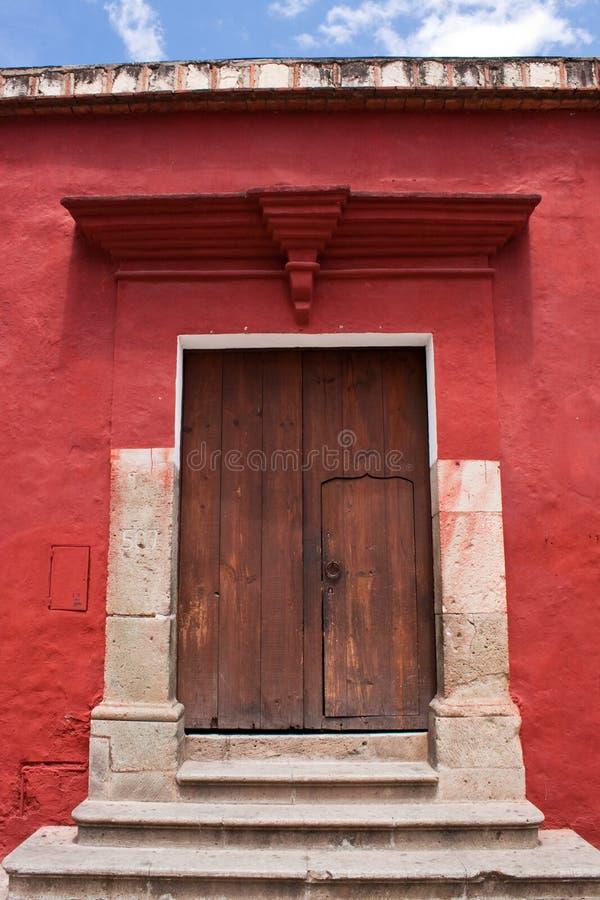 Ciudad vieja de Oaxaca imagen de archivo libre de regalías