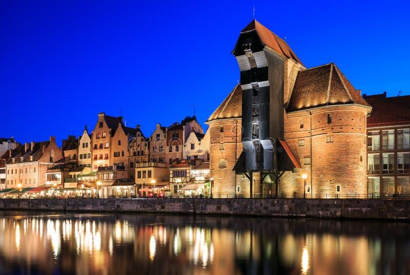 Download Ciudad Vieja En Motlawa En Gdansk Imagen de archivo - Imagen de exterior, magnífico: 42438773