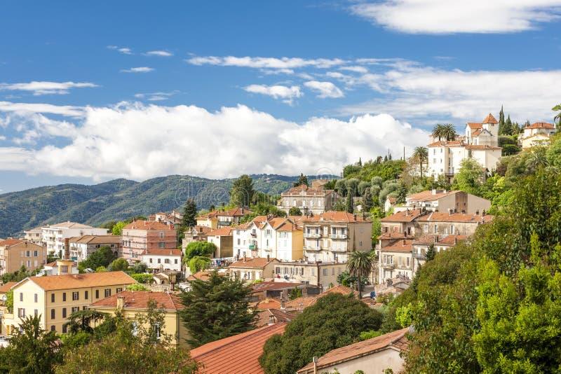 ciudad vieja Grasse, Provence, Francia fotografía de archivo