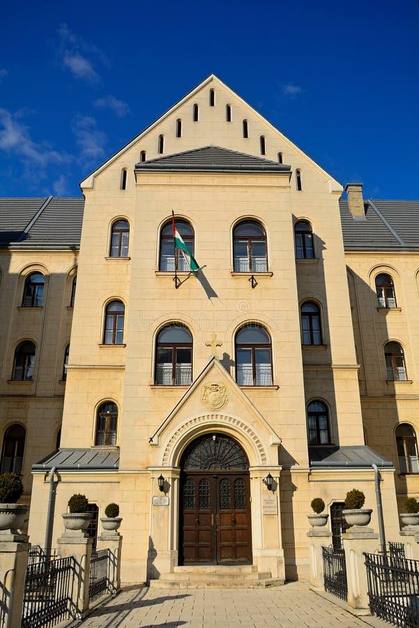 Ciudad vieja, Gyor, Hungría imágenes de archivo libres de regalías