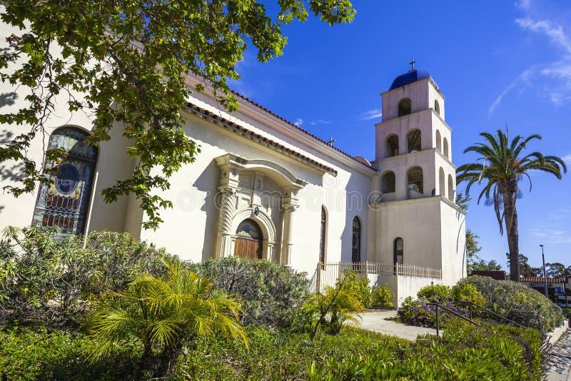 Ciudad vieja San Diego foto de archivo libre de regalías