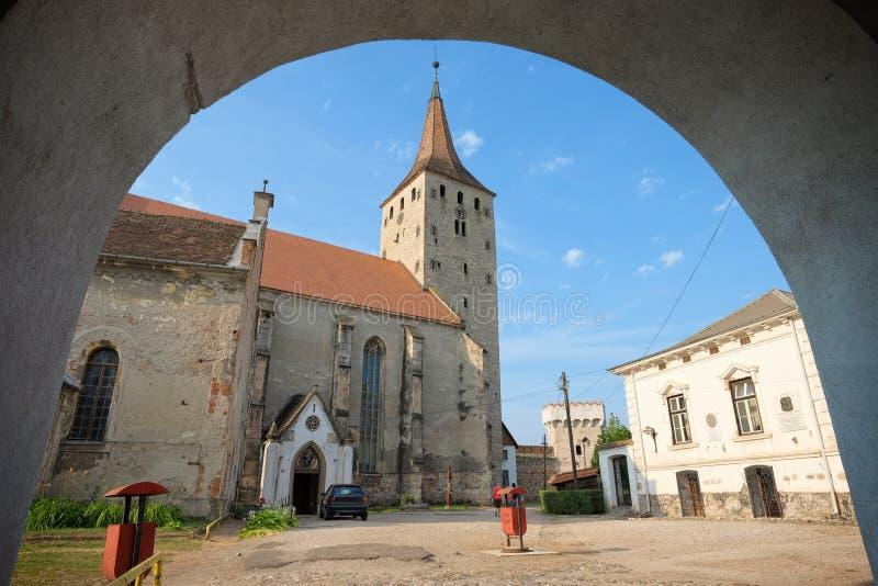 Ciudadela de Aiud, Rumania imágenes de archivo libres de regalías