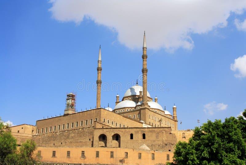 Ciudadela de El Cairo, Egipto imagenes de archivo