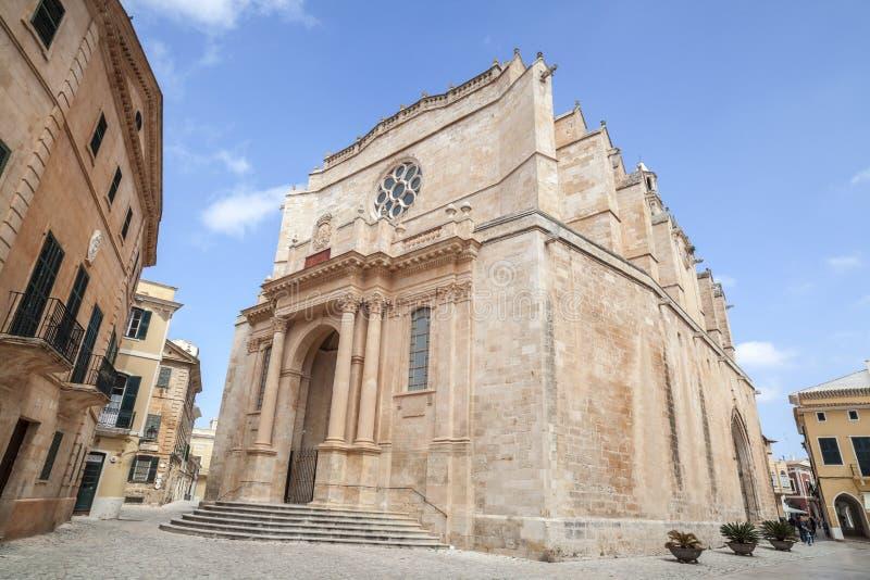 Ciutadella, Balearic Island, España imagen de archivo libre de regalías