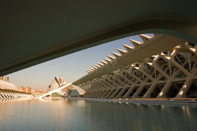 Download Ciutat De Les Ciencies W Walencja, Hiszpania Obraz Editorial - Obraz złożonej z kultura, futurystyczny: 65225120