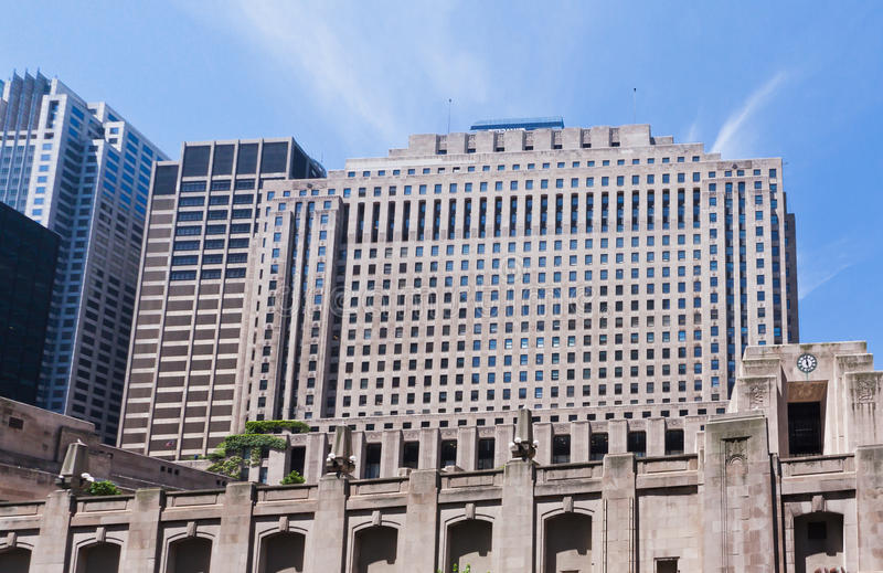 Download Civic Opera House Chicago stock image. Image of north - 23061725