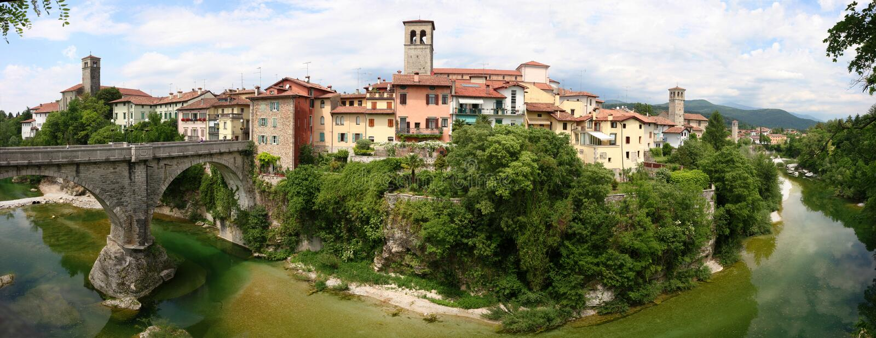 cividale del friuli μεσαιωνική πόλη στοκ φωτογραφία με δικαίωμα ελεύθερης χρήσης