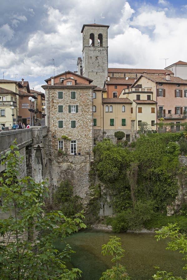 Cividale Del Friuli stockfotos
