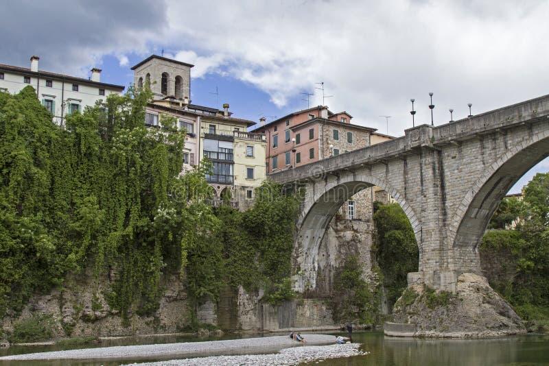 Cividale Del Friuli stockfoto