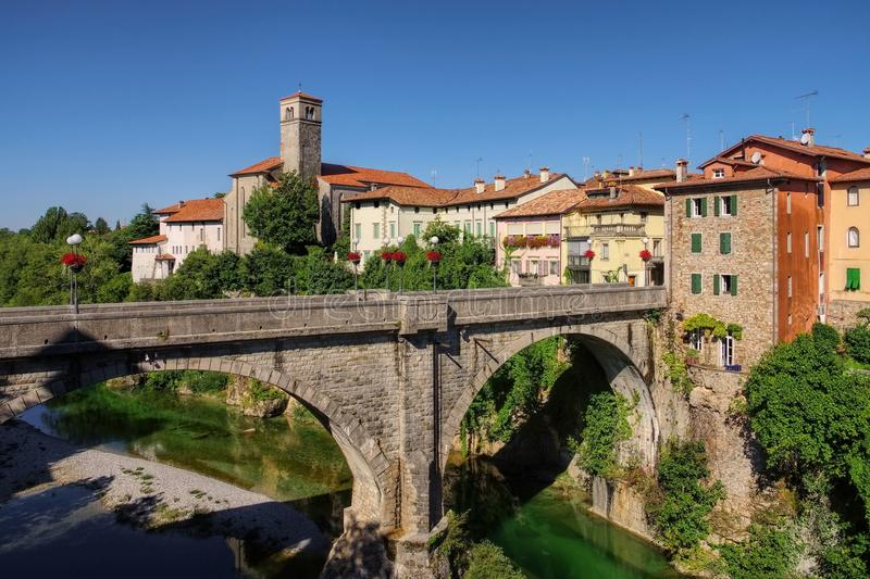Cividale del Friuli stock photography