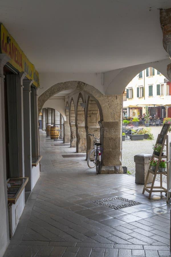 Cividale Del Friuli, Friuli-Venezia Giulia, Italia fotos de archivo
