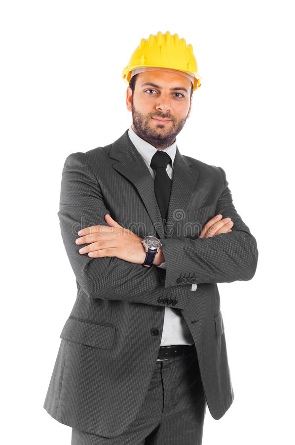 Download Civil engineer stock image. Image of white, entrepreneur - 29634127