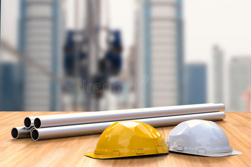 Civil engineer concept royalty free stock image