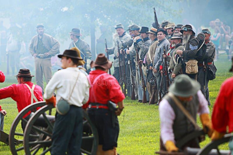 Download Civil war editorial image. Image of heritage, reenactment - 10568415