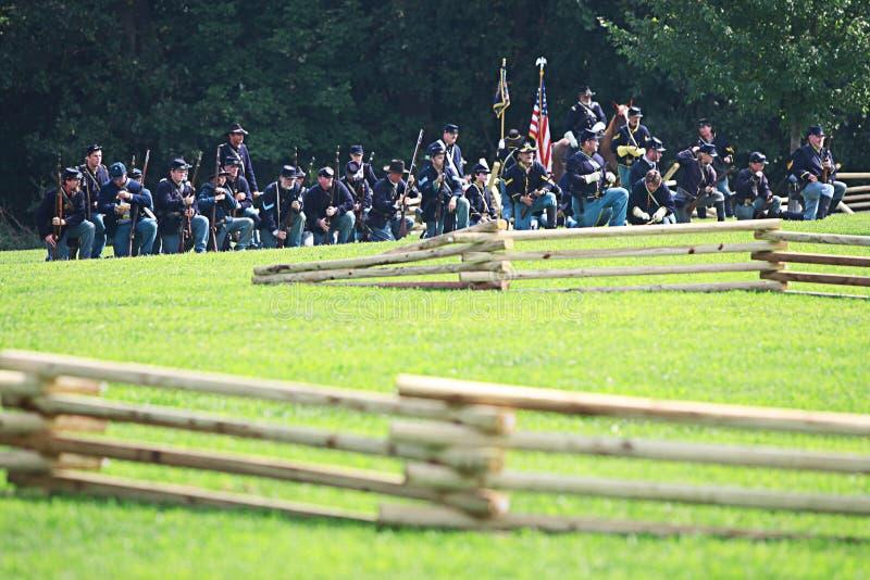 Download Civil war editorial photography. Image of reenactment - 10580737