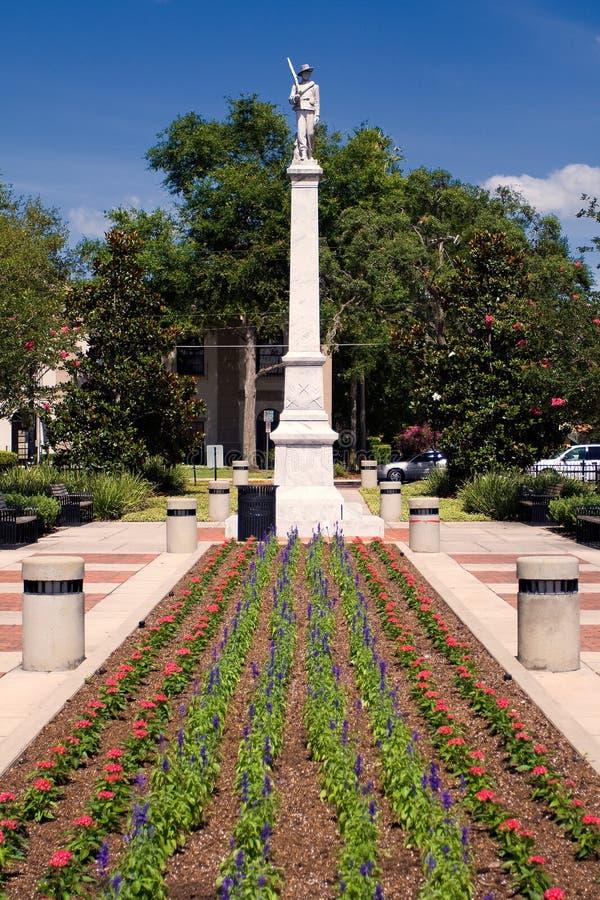 Civil War Memorial Stock Photography