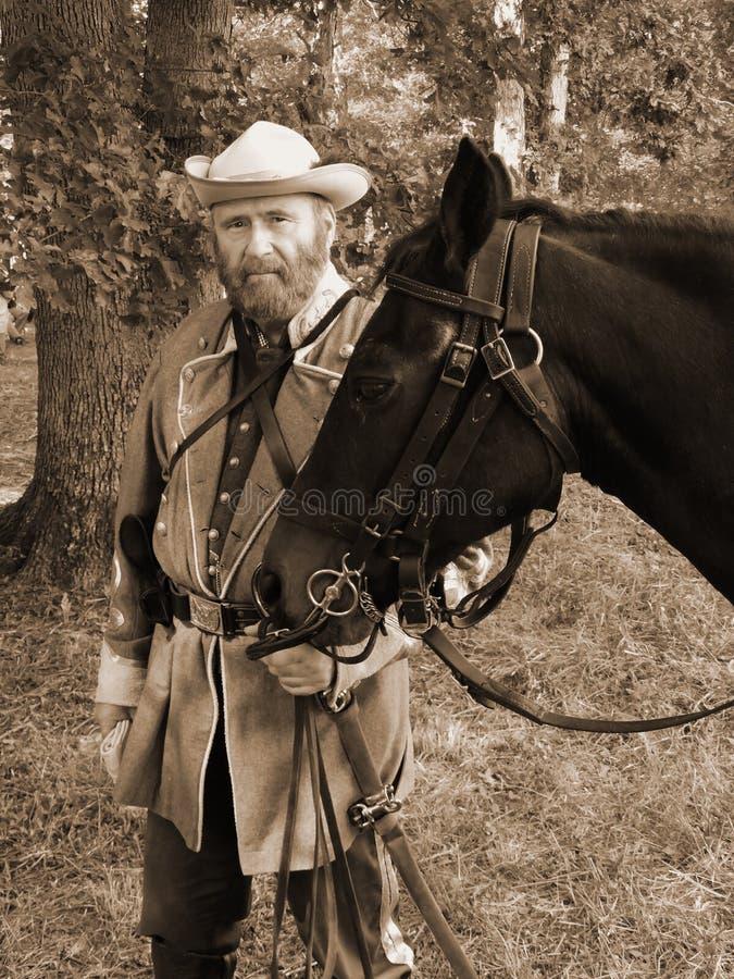 Download Civil War Reenactor editorial photo. Image of group, family - 33780581