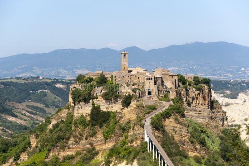 Download Civita Di Bagnoregio (Italy) Stock Photo - Image: 23102366