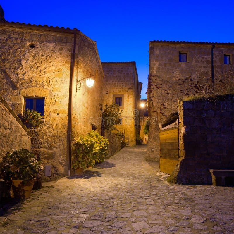 Civita Di Bagnoregio Landmark, Medieval Village View On