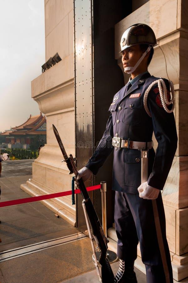 cks μνημείο τιμής φρουράς στοκ φωτογραφία
