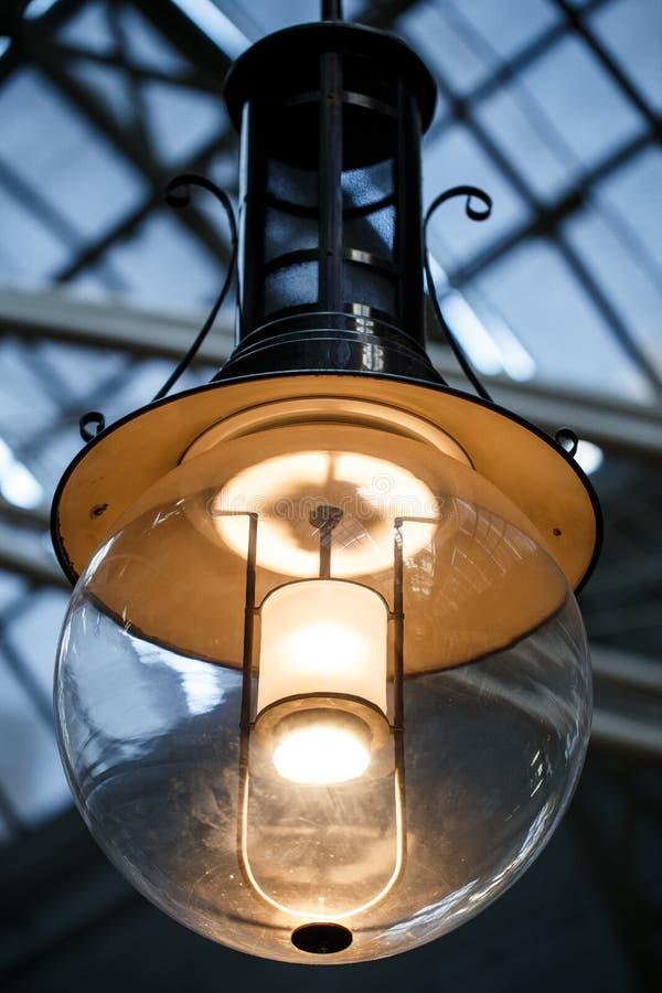Clássico claro da lâmpada imagem de stock royalty free