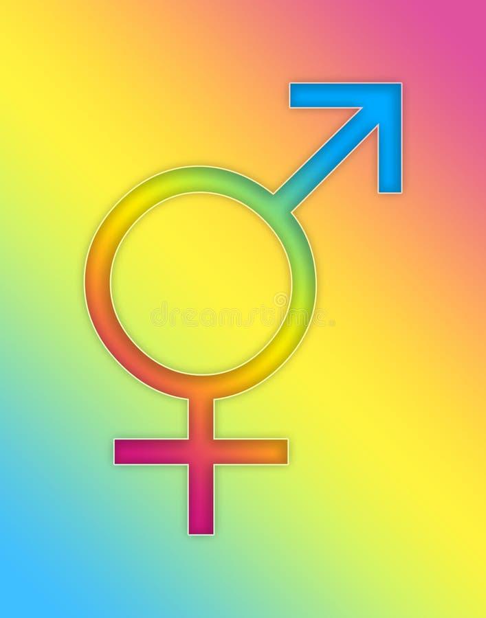 Clés communes 1 de sexe illustration libre de droits