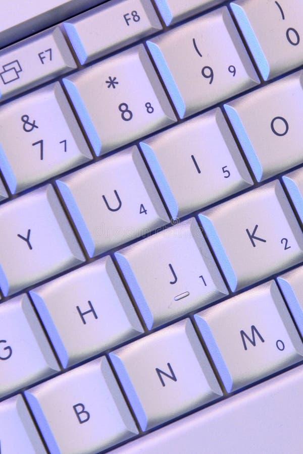 Download Clés d'ordinateur portatif image stock. Image du matériel - 55287