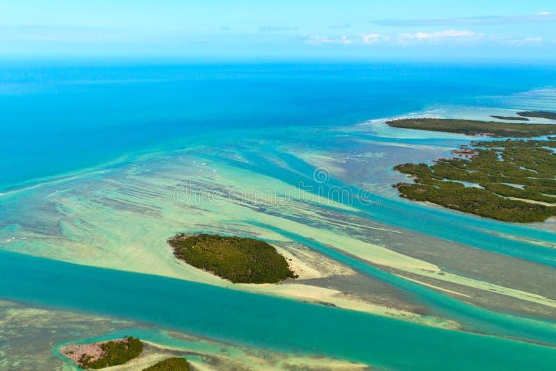 Clés de la Floride photographie stock libre de droits