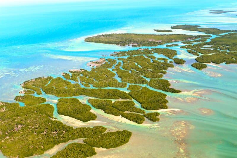 Clés de la Floride photos stock