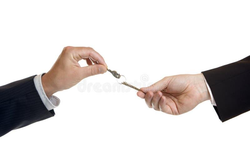 clés de main plus de photos stock