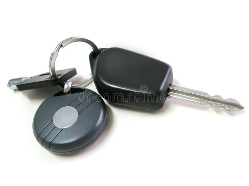 Clés de véhicule photos stock